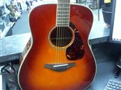YAMAHA Acoustic Guitar FG735S